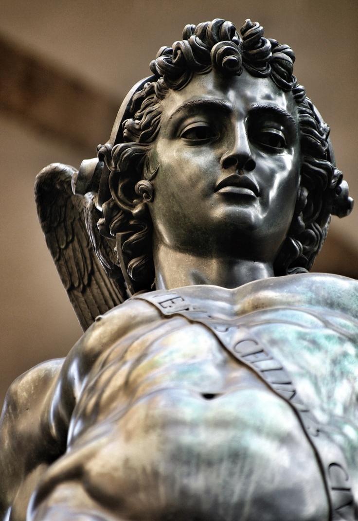 Benvenuto Cellini, Florence .