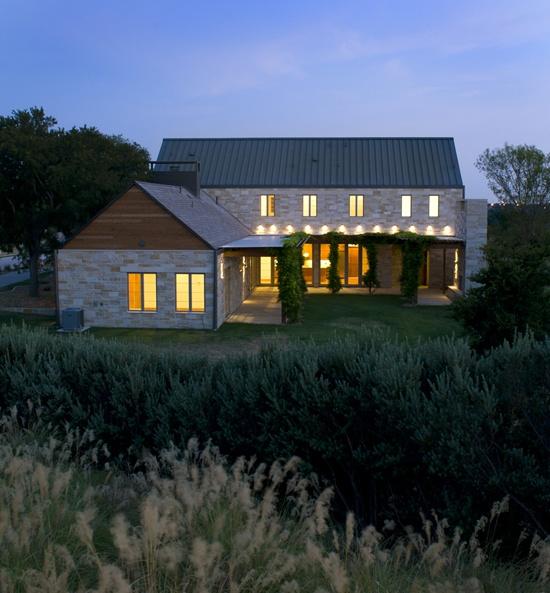 Texas Modern Ranch Style