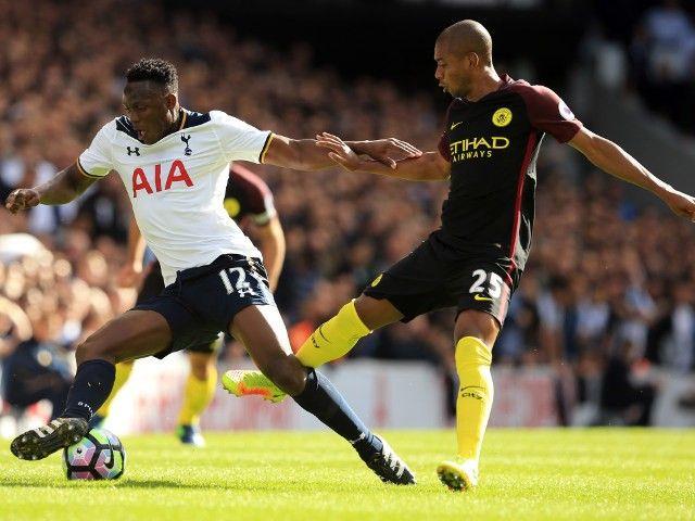 Victor Wanyama: 'Tottenham Hotspur like playing at Wembley'