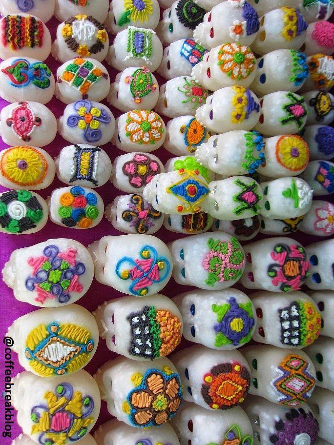 Coffee Break: Día de Muertos 2013 Mercado de los Muertos del Parque Morelos en Guadalajara