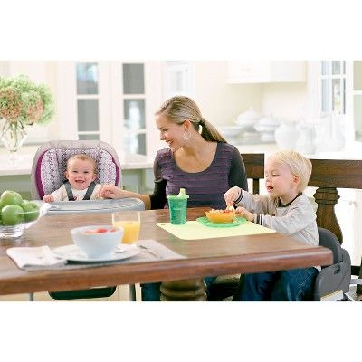 Graco Blossom 6-in-1 Convertible High Chair Seating System Nyssa