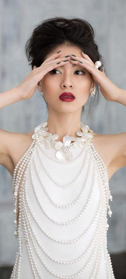 Beautiful Pearls Embellishments