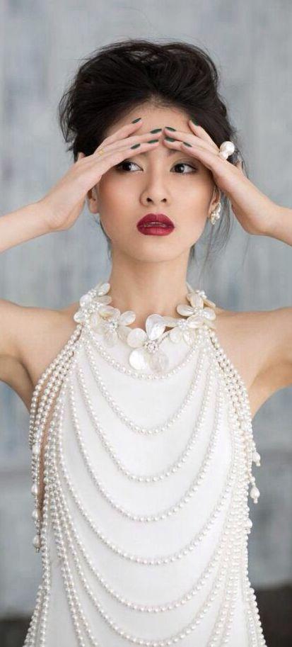 Beautiful Pearls Embellishments