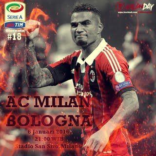 AC Milan vs Bologna Livetsreaming