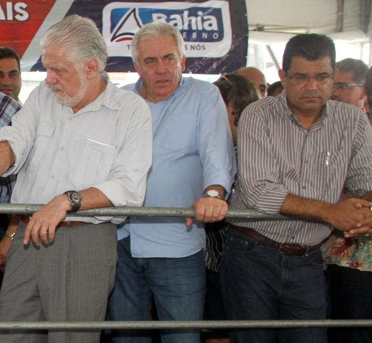 ARATACA: GOVERNADOR DEMONSTROU INSATISFAÇÃO COM DAVIDSON MAGALHÃES