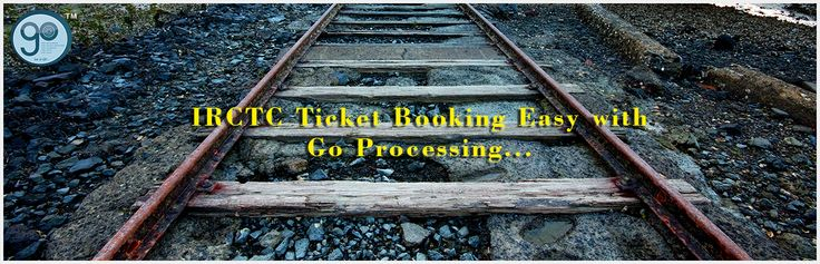 #IRCTC #Ticket #Booking with Go Processing   Go Processing Limited #India's #Leading #Aggregator #company to #provide IRCTC #Agent Ticket Booking #service for #Bulk Ticket #booking and get more #profit in #single #Investment   for getting more detail call at 011-66662323 or visit at https://www.goprocessing.in/