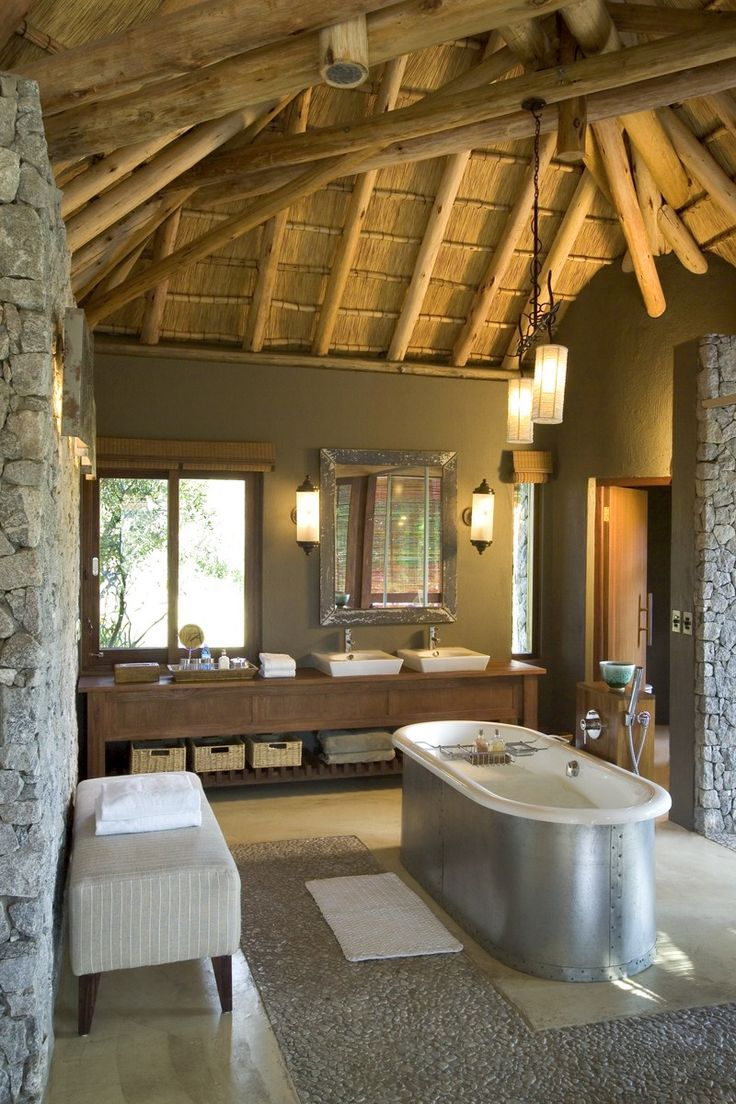 Leadwood Lodge  Sabi Sand Game Reserve  Kruger Mpumalanga  South Africa. 17 Best images about African architecture   interior design on