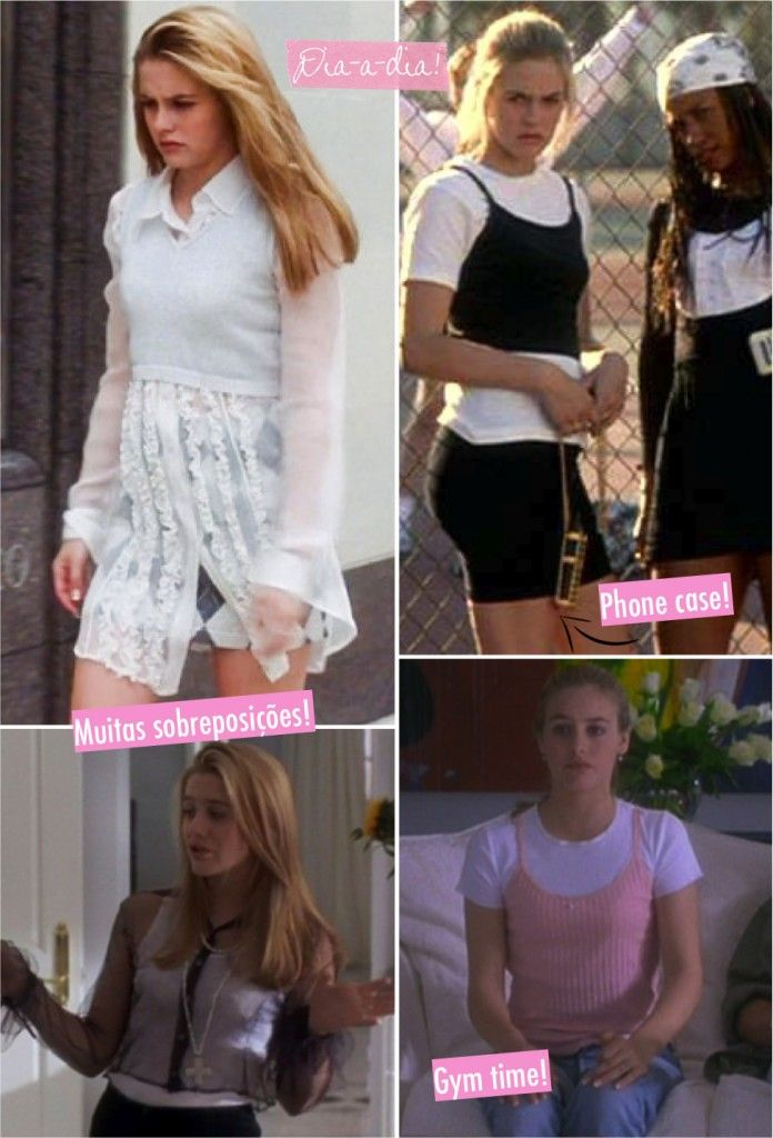 12 looks que marcaram As Patricinhas de Beverly Hills - Fashionismo