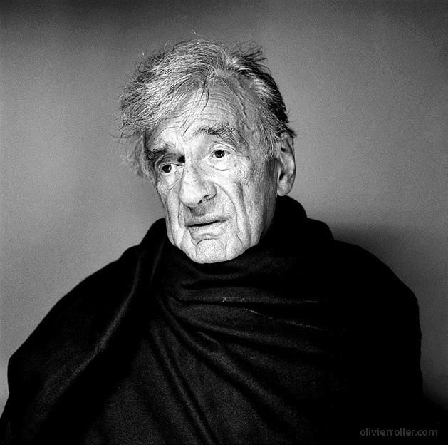"""""""No heart is as whole as a broken heart and I would say no faith is as solid as a wounded faith."""" -Elie Weisel   Elie Wiesel Dies at 87 {07.02.16}"""
