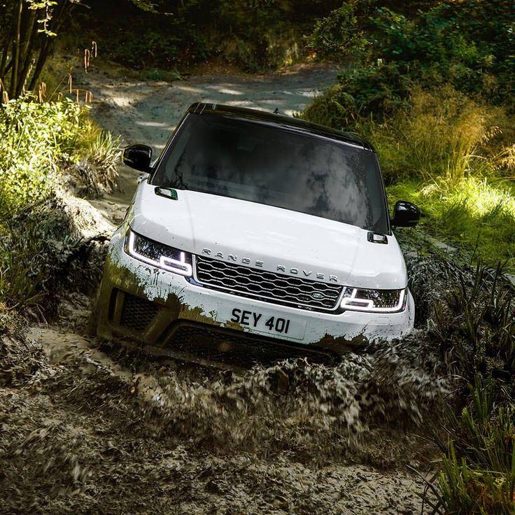 "15.1k aprecieri, 63 comentarii - Land Rover USA (@landroverusa) pe Instagram: ""Come on in, the mud's fine. #RangeRoverSport #PHEV"""