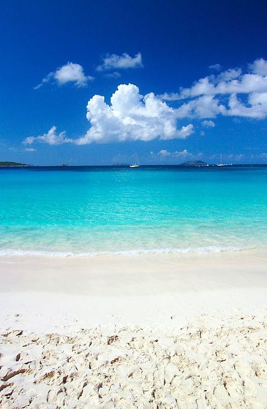 Sand, Sea, and Sky - St. John, Virgin Islands