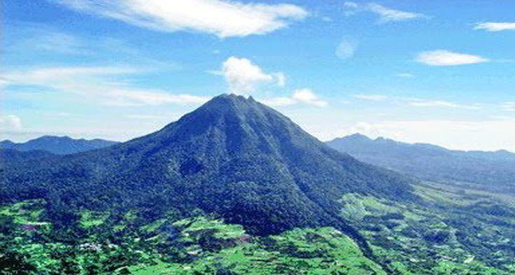 Taman Nasional Gunung Leuser Objek Wisata Memukau Di Aceh