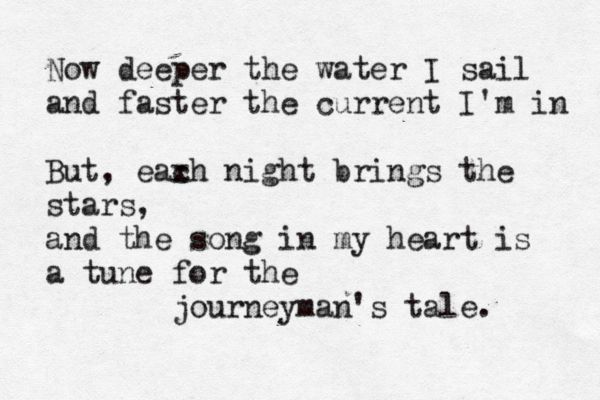 "Johnny Flynn -- ""The Water"""
