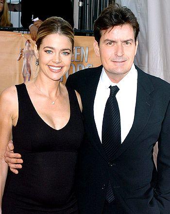 """Denise Richards: Charlie Sheen Is """"Greatest Ex Ever"""" for Lending His Jet"""