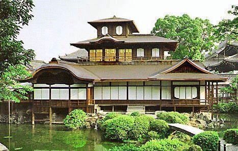 Hiunkaku pavillon (flying cloud pavillon) is a part of Nishi Honganji temple complex, Kyoto