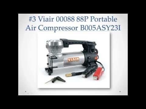 ▶ Top 10 Best Portable Air Compressor for Car Reviews 2013 - YouTube