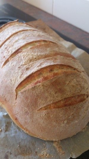An easy #Thermomix #Sourdough #Recipe by a beginning baker :)