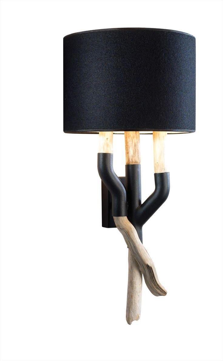 Wall Light OUTLINE SIMPLE Outline Collection By Bleu Nature | Design  Bastien Taillard, Frank Lefebvre