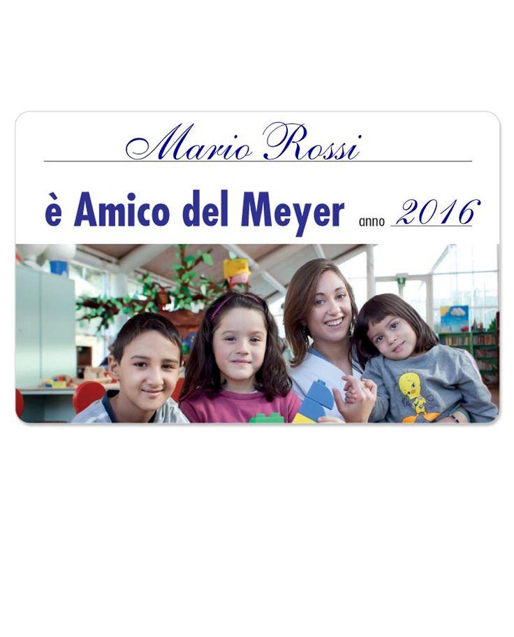 Tessera Amico del Meyer