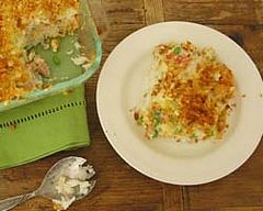 Tuna and rice casserole - Easy Food Recipes - Toddler