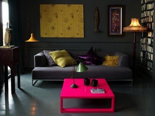 Decoration with pink touches | HomCozy