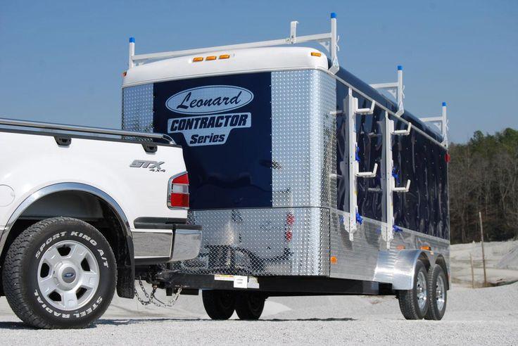 Construction Trailers | Leonard Buildings & Truck Accessories