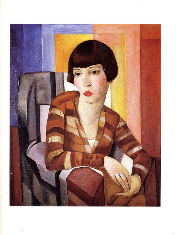 Lasar Segall, Brazilian painter (1891-1957)
