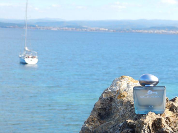 Acqua di Sardegna, e il suo mare...