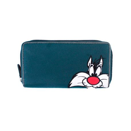 Wallet with Sylvester the Cat.