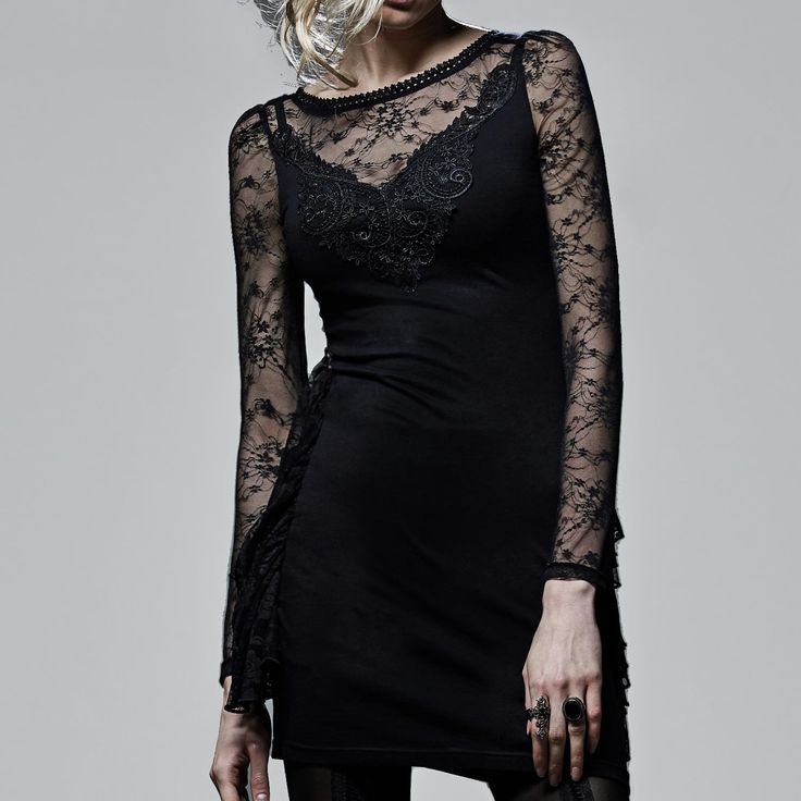 186 best gothic kleider bei voodoomaniacs images on pinterest. Black Bedroom Furniture Sets. Home Design Ideas