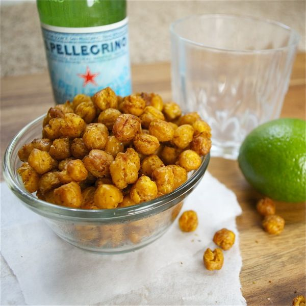 chili lime roasted chick peas (with working link)