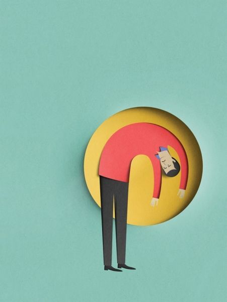 Eiko Ojala's Beautiful Paper Collages