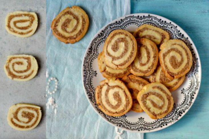 Ce gust are duminica ta? Chef Adi Hădean recomandă fursecuri spiralate cu nucă și scorțișoară