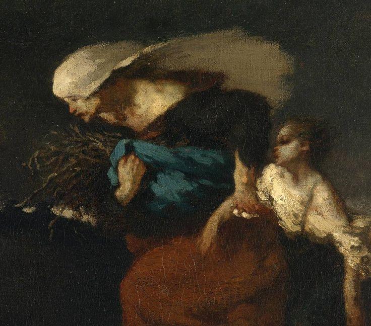 Jean-François Millet | The Barbizon school of painters | Tutt'Art@ | Pittura • Scultura • Poesia • Musica