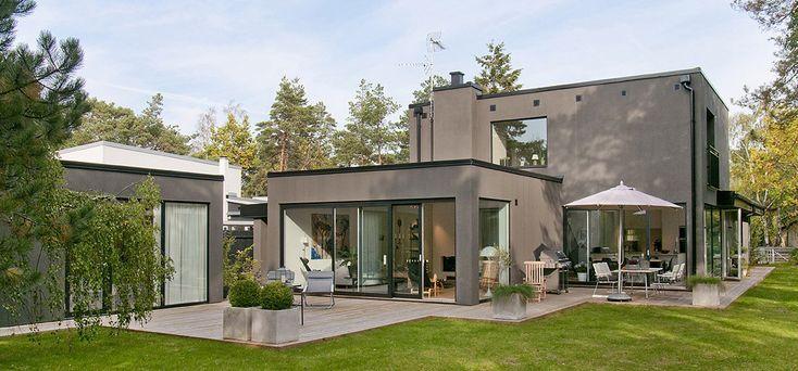 grå putsad fasad - Sök på Google