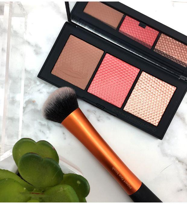 Nars The Veil Cheek Palette Nars Theveilcheekpalette Narsblush Summer Beauty Tips Beauty Blog Metallic Lipstick