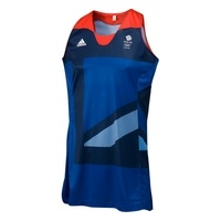 Adidas Team GB Replica Men's Basketball Game Jersey, Indigo  £50.00    John Lewis    Team GB's basketball stars will be pulling on this Game jersey to take on the best in the world in the London 2012 Olympic and Paralympic games.