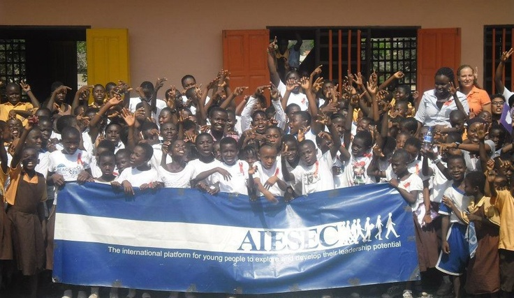 #AIESEC abroad. Join us!