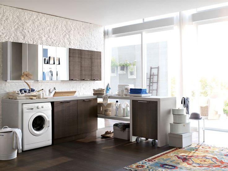 35 melhores imagens de lavanderia e zona di stiro no - Zona lavanderia ...