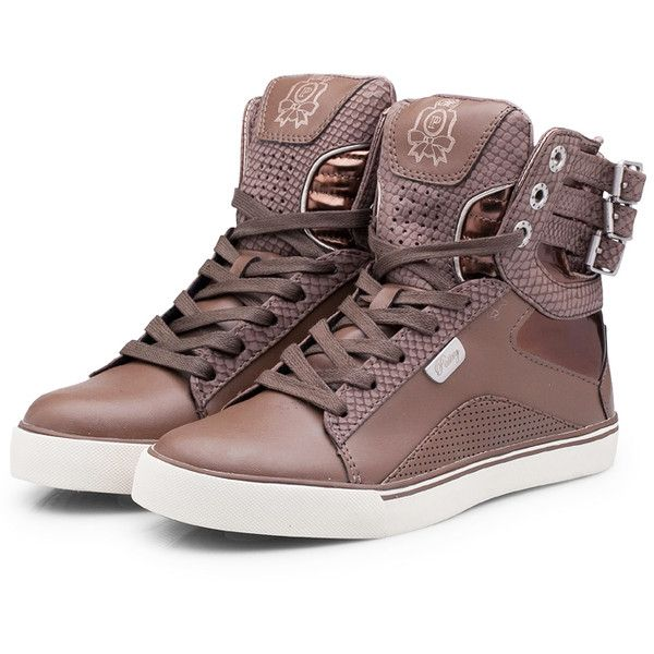 Pastry Sneaker Jam Beige ($115) ❤ liked on Polyvore