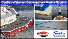 SeaDek Marine Products Welcomes Contemporary Marine Flooring to its Network of Certified Fabricators | SeaDek Marine Products Blog