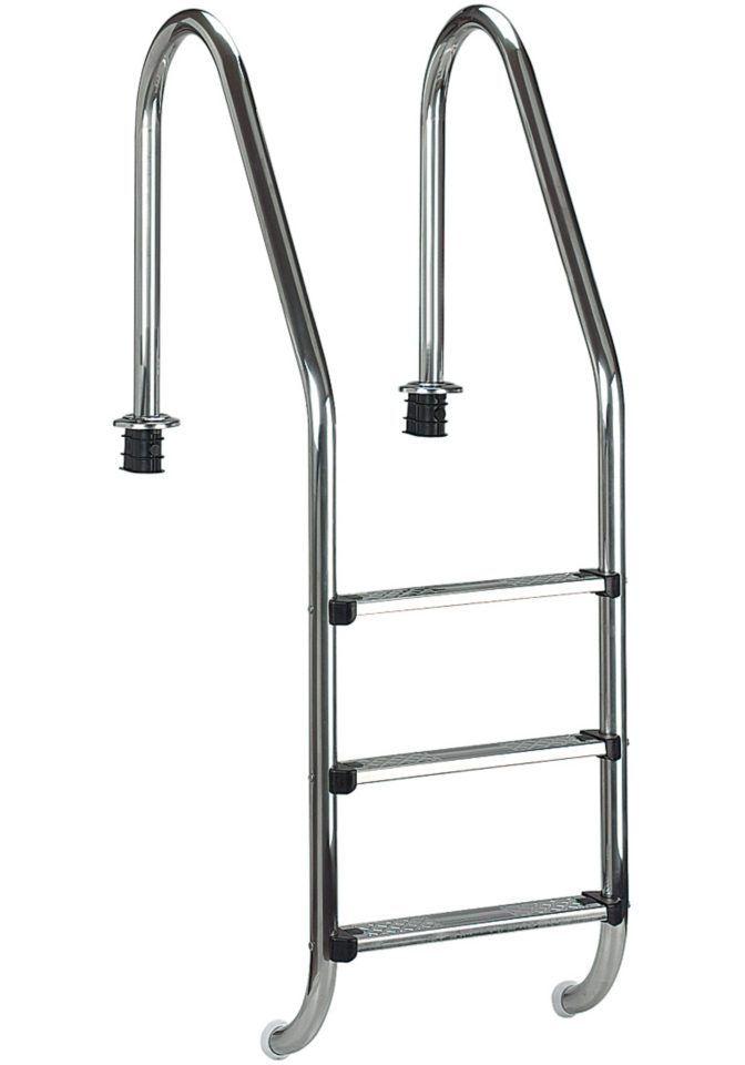 PS-0106 Лестница для бассейна из нержавеющей стали AISI-304 Standart 3 ступени
