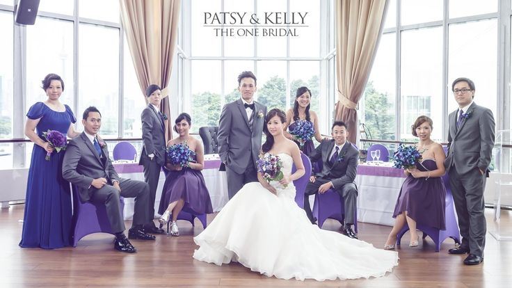 Teaser: Patsy & Kelly's Wedding Video / Atlantis Pavilions, Toronto, Canada on Vimeo