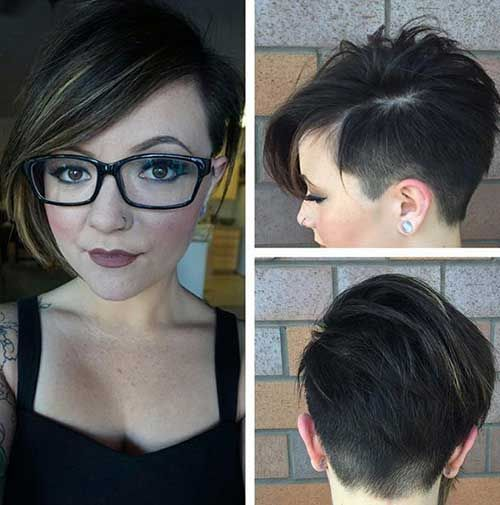 40+ Cute Hairstyles For Short Hair - Page 7 of 7 - Love this Hair