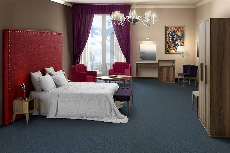 Royal Room hotel bedroom furniture range http://www.furniturefusion.co.uk/ProductDetails/Royal-Room-Bench #contractfurniture #hotelinteriors