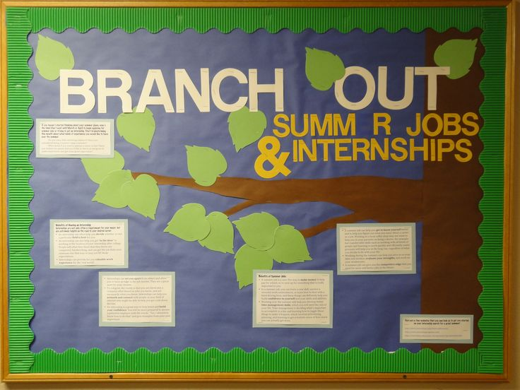March Bulletin Board (missing E...someone must've taken it off! lol)