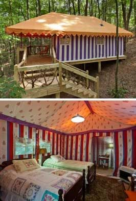 Glamping In North Georgia Places I Would Love To Go