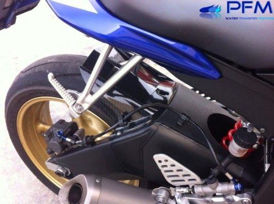 Tunning piezas Yamaha R6