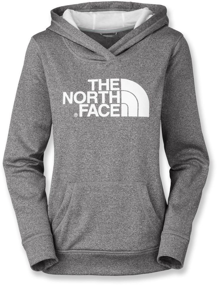The tried and true hoody. Done The North Face style. Get it now at