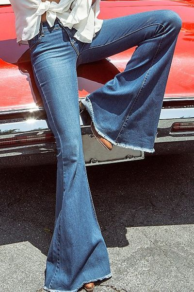 Stitch fix stylist Bell bottoms are my favorite style of jeans!